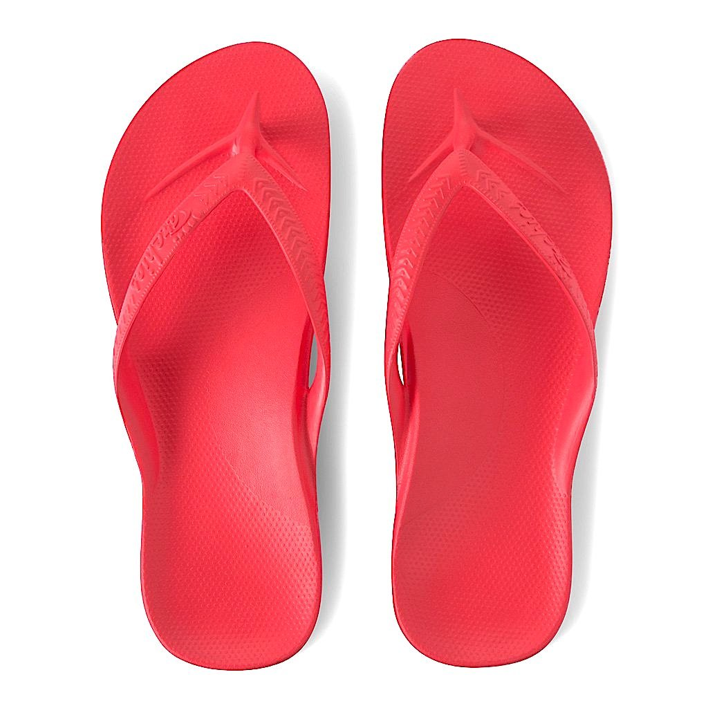 ARCHIES THONGS CORAL