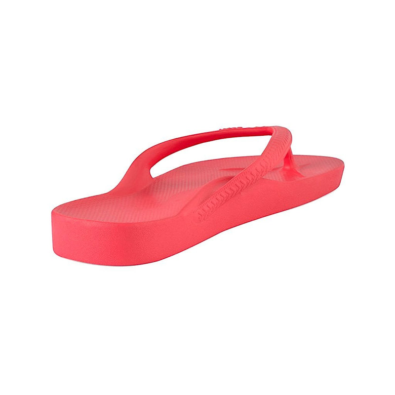 ARCHIES THONGS CORAL - Noosa Footwear Co.