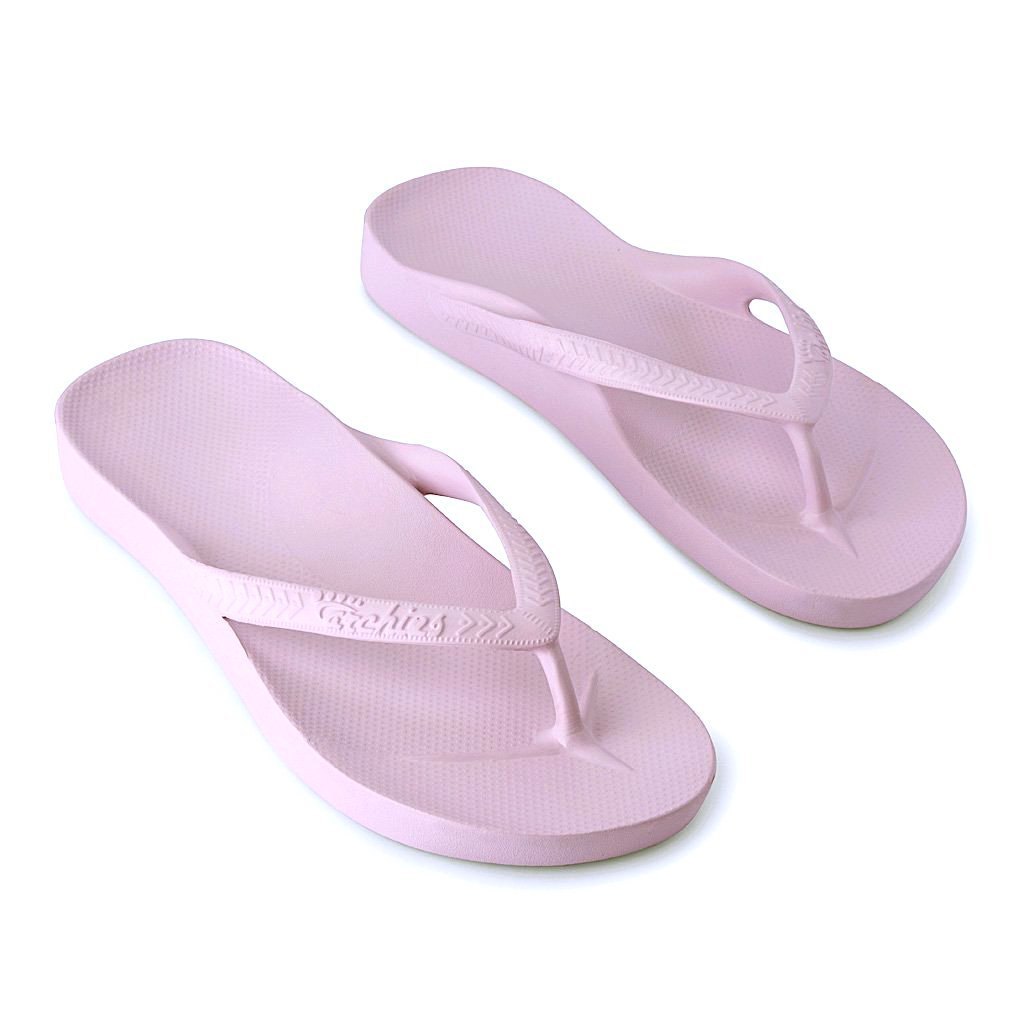 ARCHIES THONGS LILAC