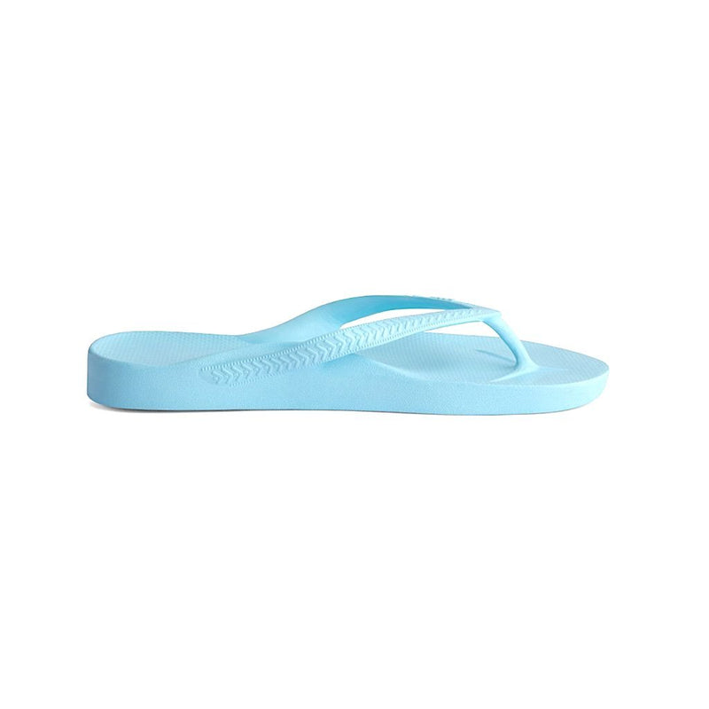 ARCHIES THONGS SKY BLUE - Noosa Footwear Co.