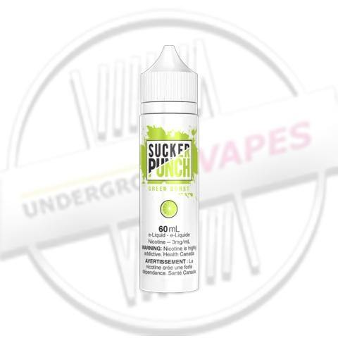 Sucker Punch E-Juice 60ml - Underground Vapes Inc - Woodstock