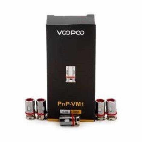 VOOPOO PnP Replacement Coils - Underground Vapes Inc - Woodstock