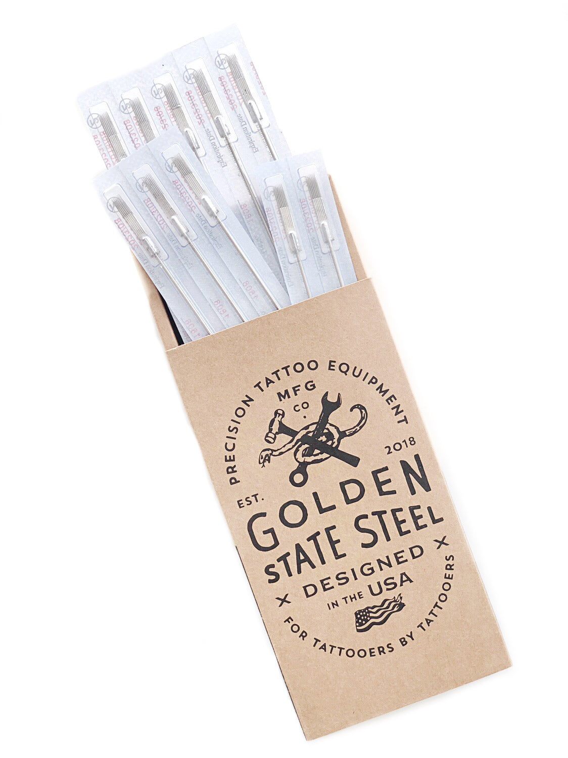 Golden State Steel Needles