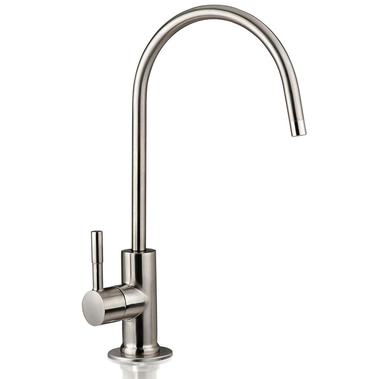 Brushed Nickel Faucet - LiquaGen Water