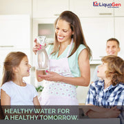 3- Stage Under Counter Purification System + Mineral Restoration - LiquaGen Water