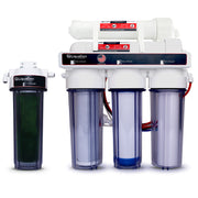5 Stage Super Flow RO/DI Water Filter System - 100 GPD (1-OS-100) - LiquaGen Water