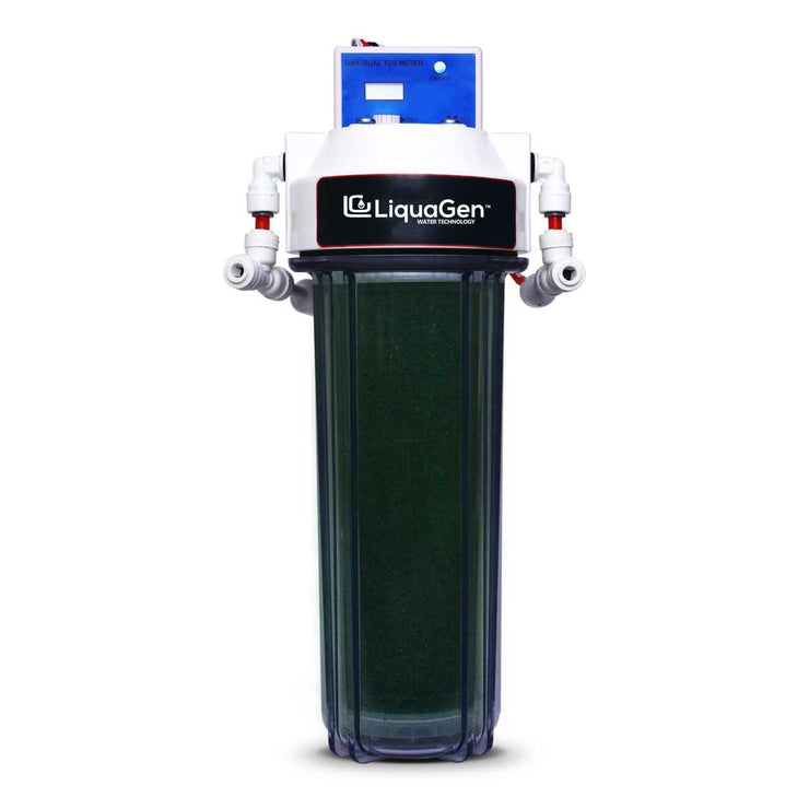 Single Stage Deionization (DI) Canister - LiquaGen Water