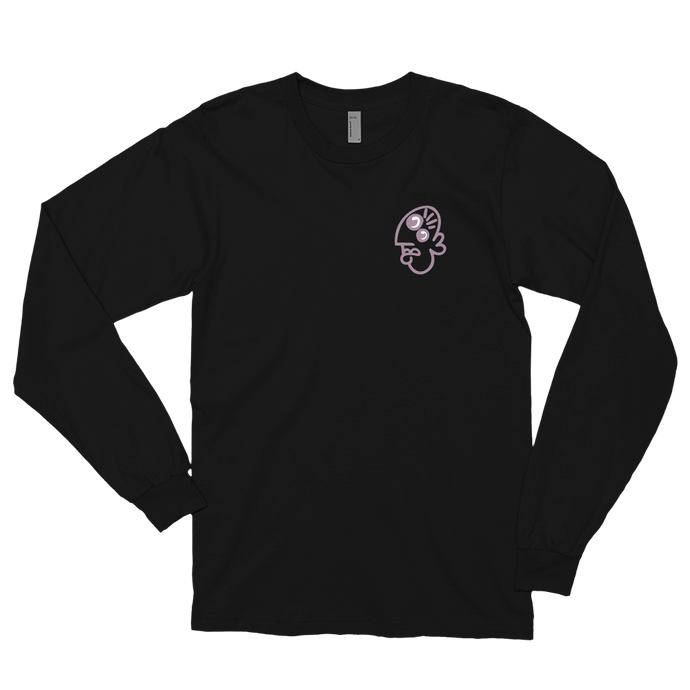 Long sleeve t-shirt - Picasso Fisk Pink