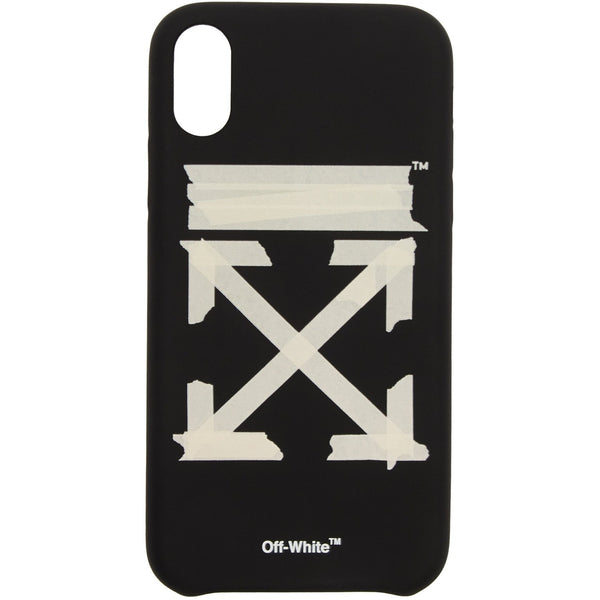 Off-White - iPhone XR Arrows Case