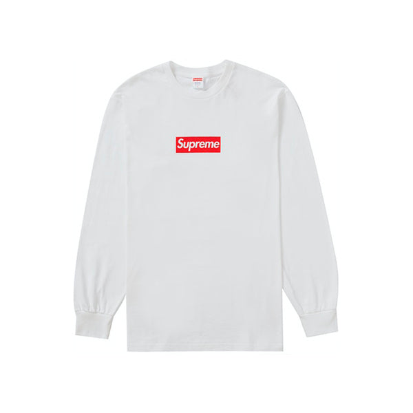 Supreme - Bogo Long Sleeve (White)