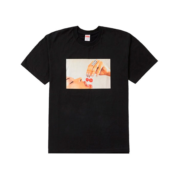Supreme - Cherries Tee (Black)