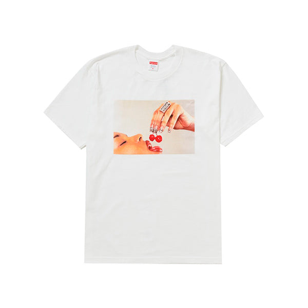 Supreme - Cherries Tee (White)