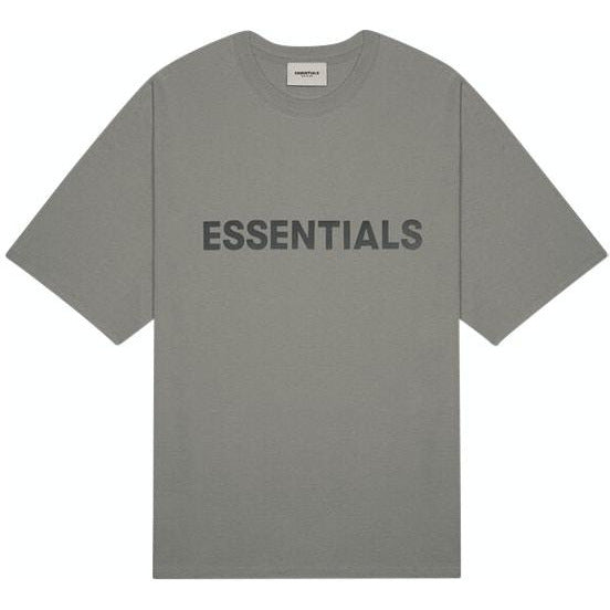 Essentials - Silicon Tee (Charcoal)