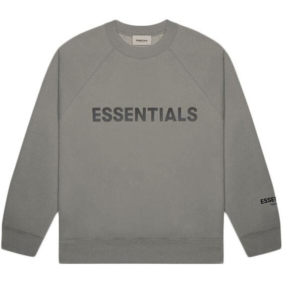 Essentials - Crewneck (Charcoal)
