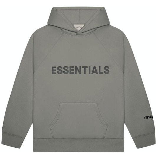 Fear Of God Essentials - Charcoal Hoodie