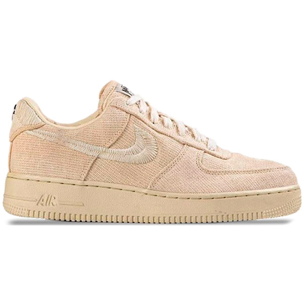 Nike x Stussy - Air Force 1 Low Fossil