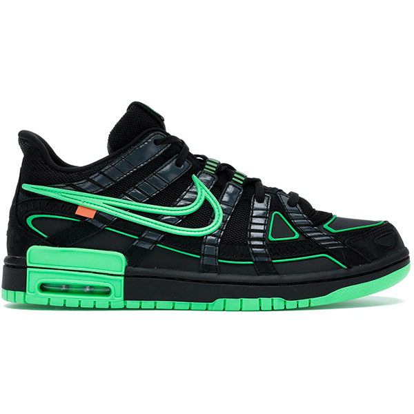 Nike - Off-White Rubber Dunk - Green Strike