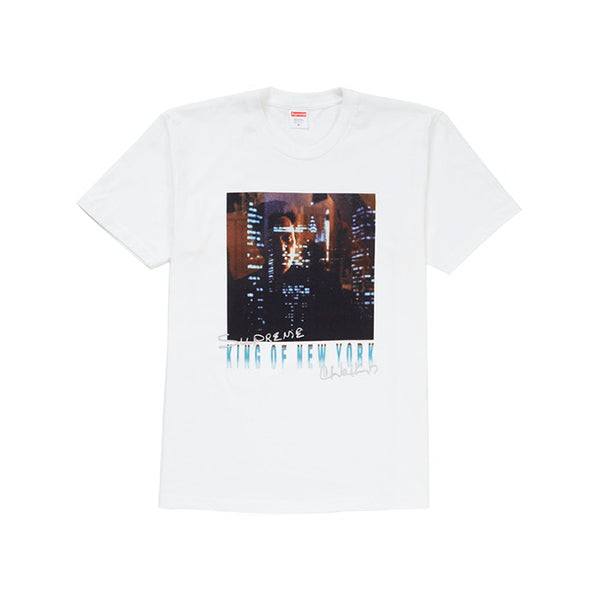 Supreme - King of NY Tee (White)