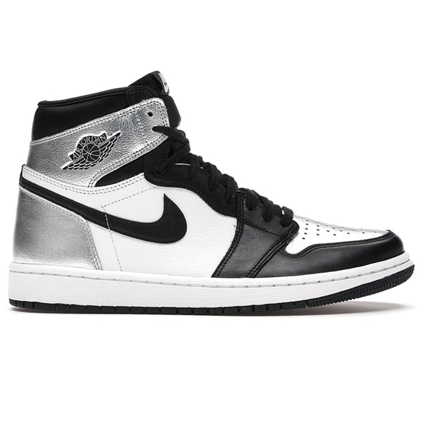 Nike Jordan 1 Retro High - Silver Toe (W)