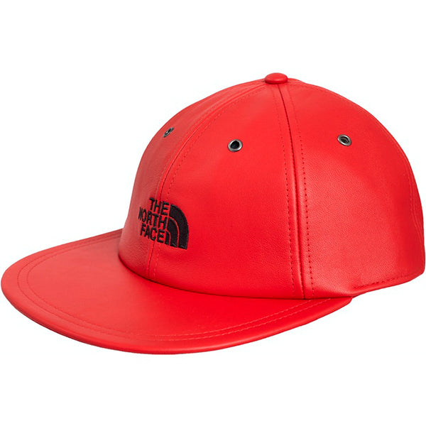 Supreme - The North Face Leather 6-Panel