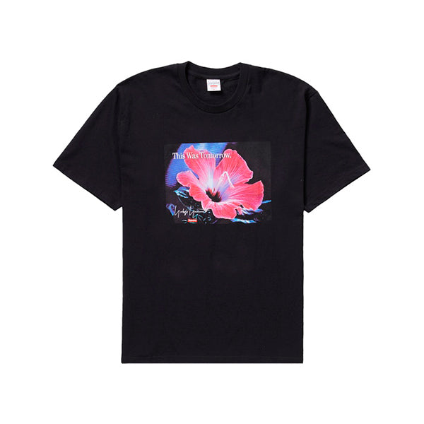 Supreme - Yohji This Was Tomorrow Tee (Black)