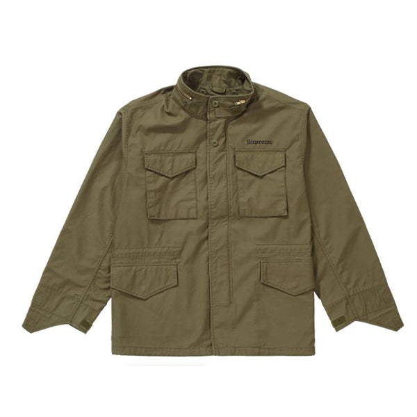 Supreme - The Killer M-65 Jacket (Olive)