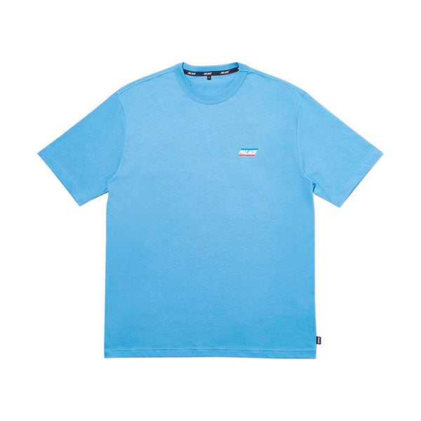 Palace - Basically T-Shirt (Cornflower Blue)