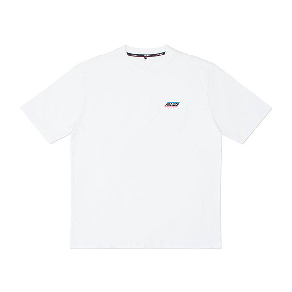 Palace - Basically T-Shirt (White)