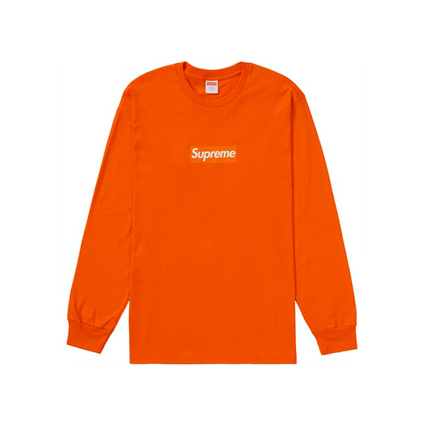 Supreme - Bogo Long Sleeve (Orange)
