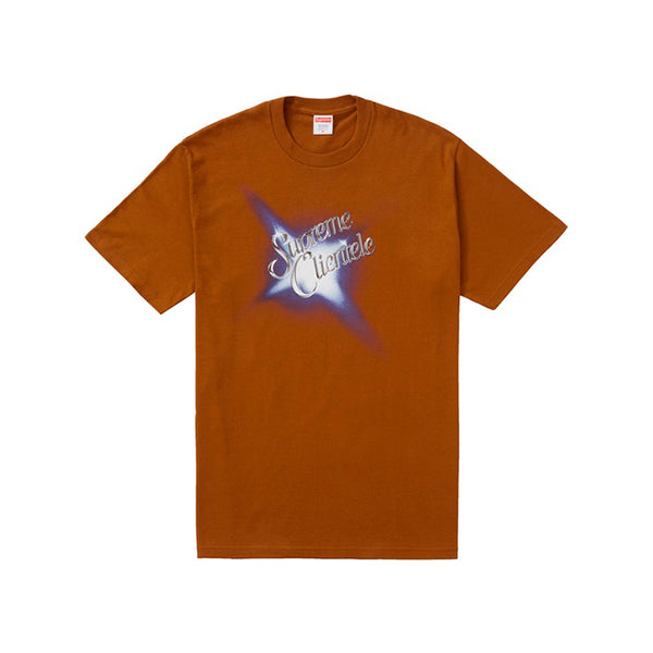 Supreme - Clientele Tee (Brown)