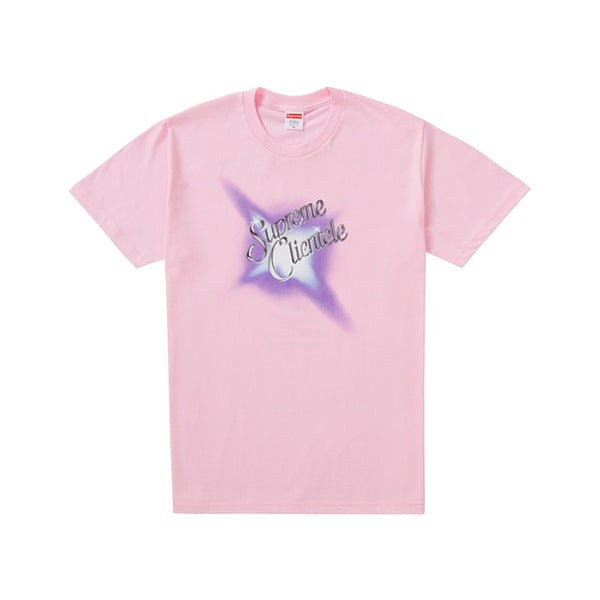 Supreme - Clientele Tee (Pink)