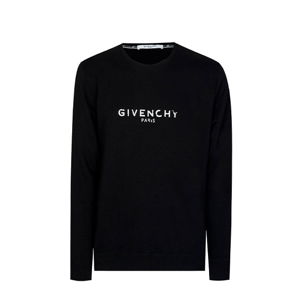 Givenchy - Distressed Sweater (Black)