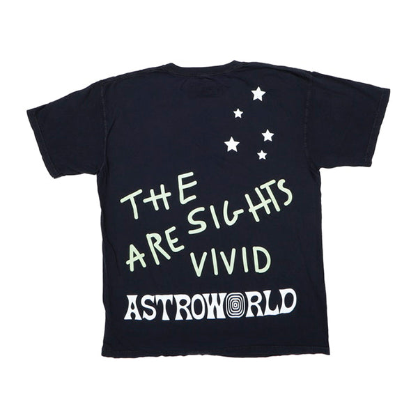 Astroworld - Enjoy the Ride tee (Black)
