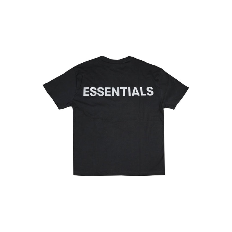 Essentials - 3M Logo Tee (Black)