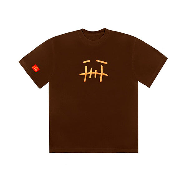 Travis Scott x McDonald's - Fry T-Shirt II (Brown)