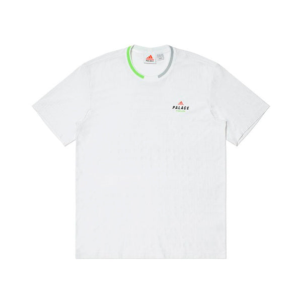 Palace x Adidas - Golf T-Shirt (White)