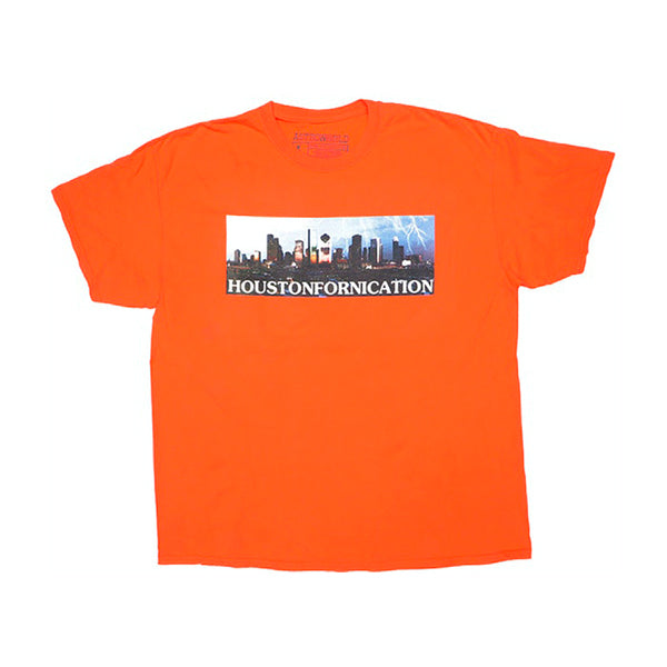 Astroworld - Houston Exclusive T-Shirt (Orange)