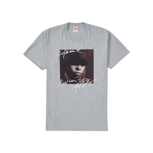 Supreme - Mary J. Blige Tee (Grey)
