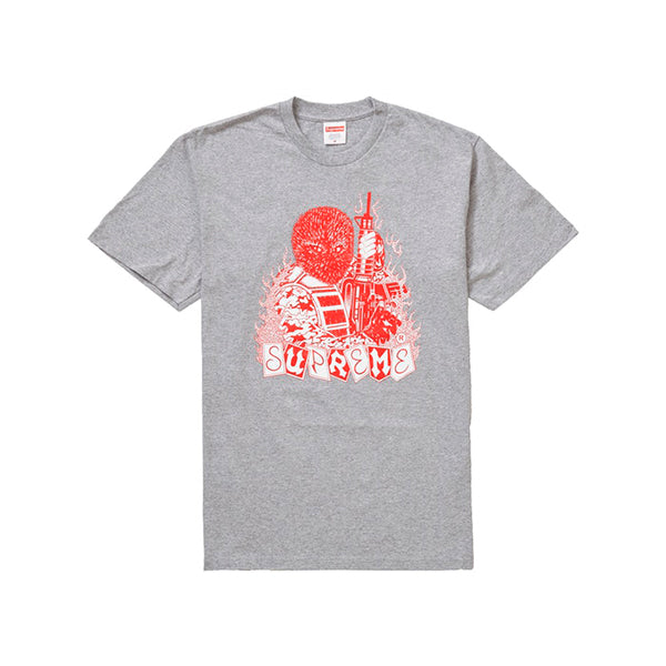 Supreme - mercenary Tee (Grey)