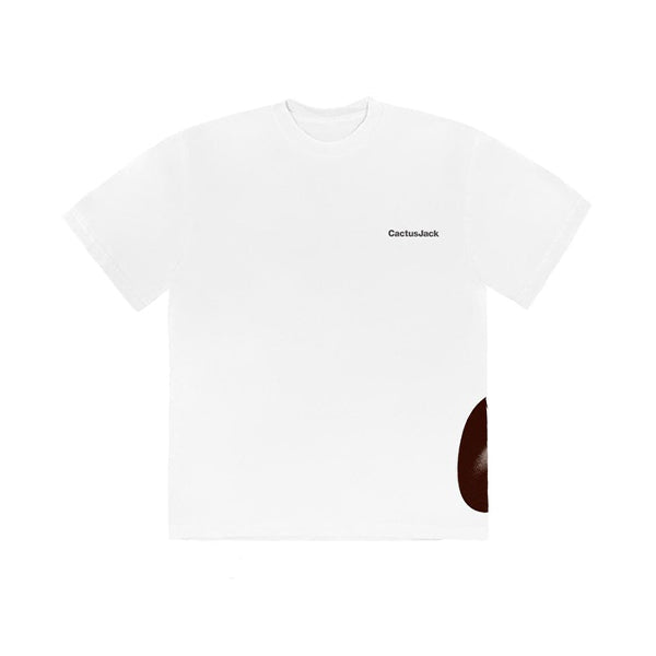 Travis Scott - Rules T-Shirt (White)