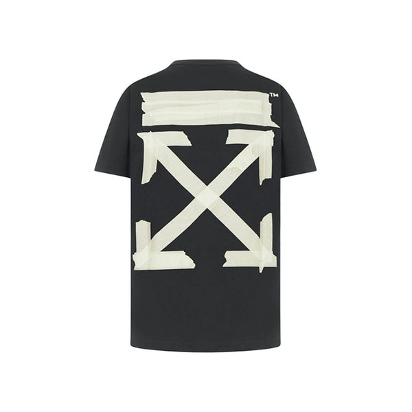 Off-White - Tape Arrows T-Shirt (Black)