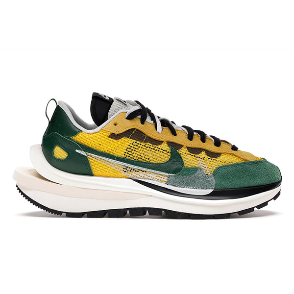 Nike x Sacai - Vaporwaffle (Tour Yellow Stadium Green)
