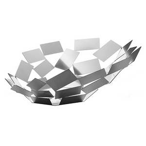 ALESSI SCIROCCO CENTERPIECE IN STAINLESS STEEL