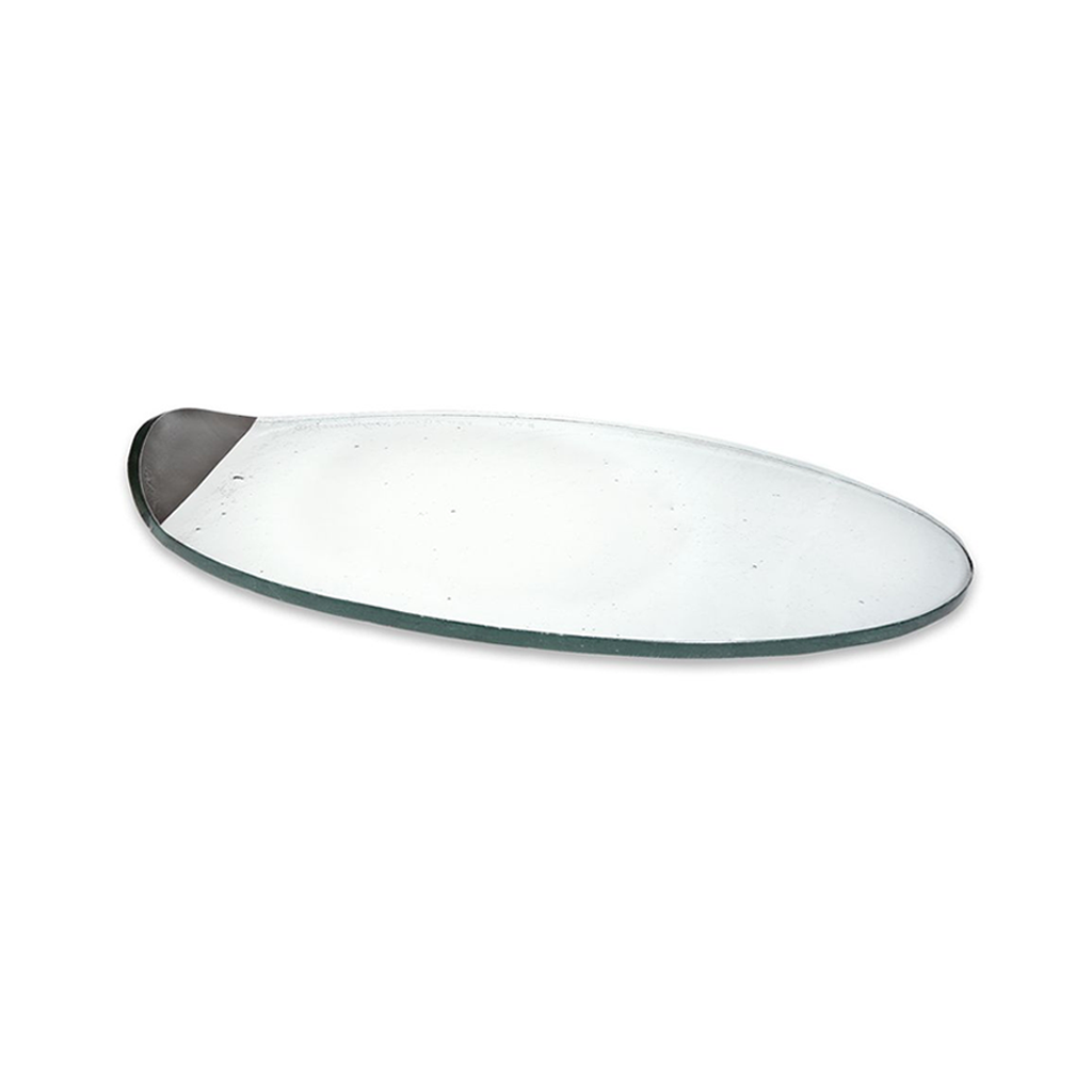 ANNIEGLASS MOD SMALL CHEESE BOARD IN PLATINUM