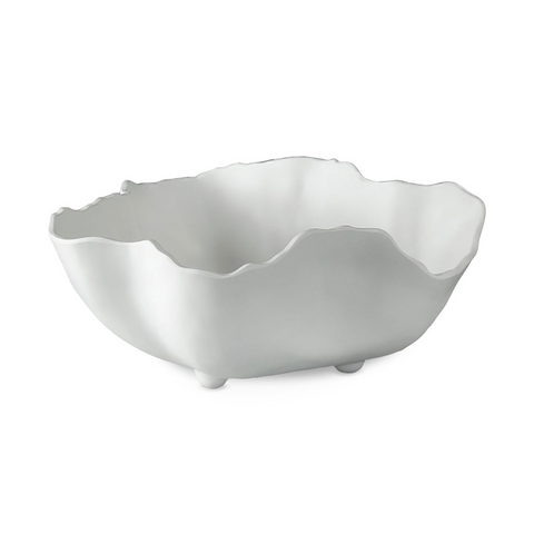 NUBE LARGE BOWL in MATTE WHITE