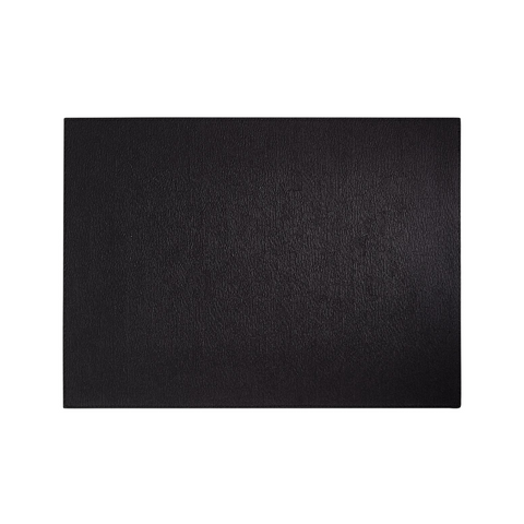 PRESTO RECTANGULAR PLACEMAT IN BLACK