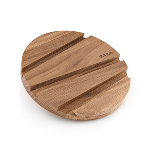 SMARTMAT TRIVET/TABLET HOLDER IN OAK