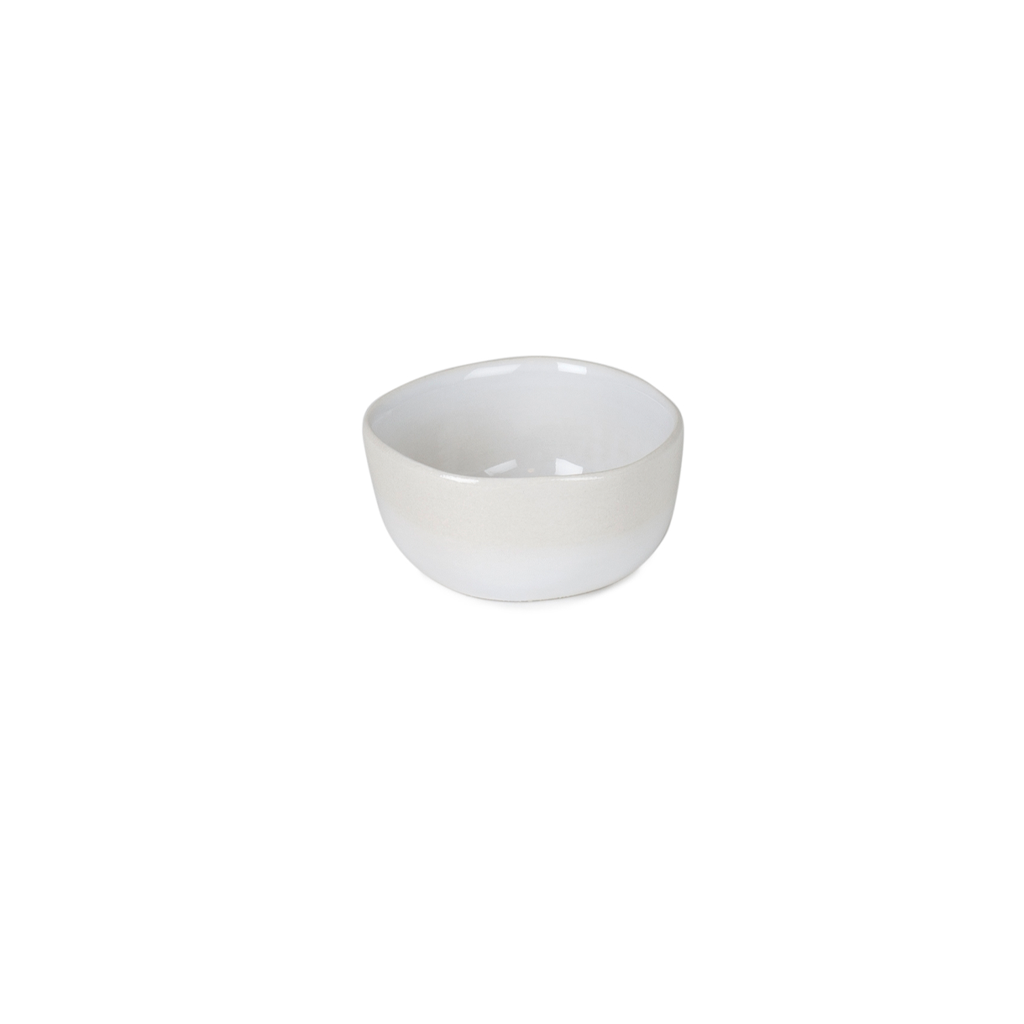 ORGANIC MINI BOWL IN WHITE