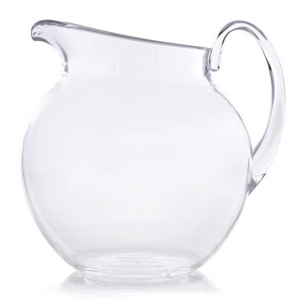 PALLA TRANSPARENT CLEAR PITCHER