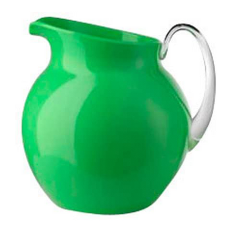 PALLA FLUORESCENT GREEN PITCHER